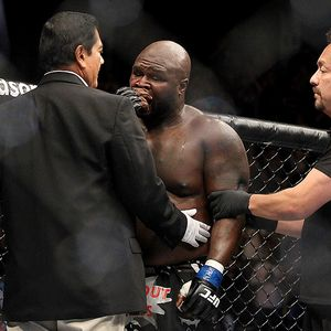Randy Couture vs. James Toney