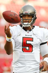"AP Photo/Margaret Bowles Josh Freeman ""knows it's his time'' according"
