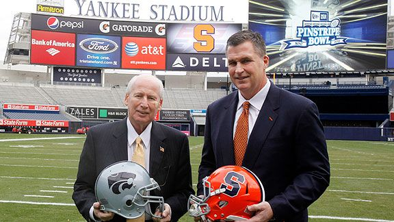 Bill Snyder and Doug Marrone
