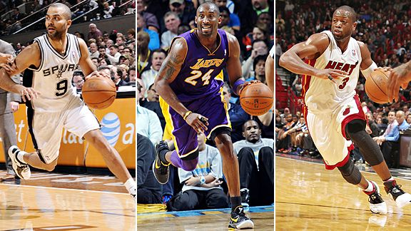 Parker/Bryant/Wade