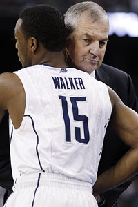 Kemba Walker & Jim Calhoun