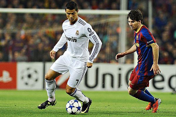Cristiano Ronaldo y Messi pueden jugar juntos en un All Star europeo