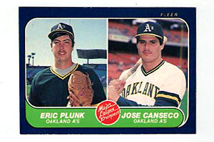 Jose Canseco Card