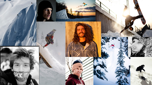 best snowboarders on twitter