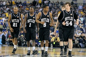 Butler players