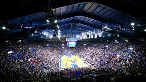 Coolest college basketball arenas