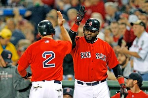 David Ortiz and Jacoby Ellsbury