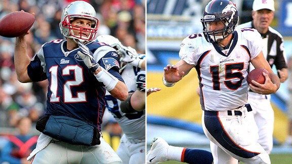 Tom Brady/Tim Tebow