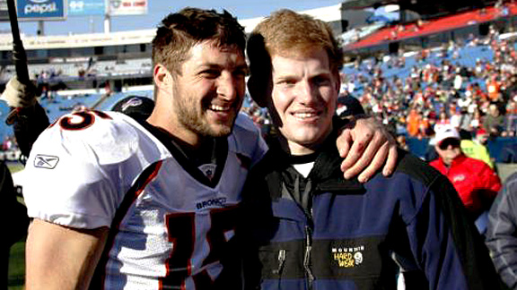Tim Tebow and Jacob