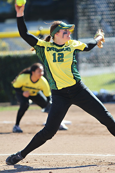 Geoff Thurner Oregon expects big things from Jessica Moore this season ...