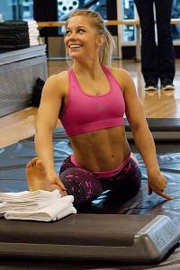 shawn johnson yoga pants commercial  Shawn Johnson Body ...
