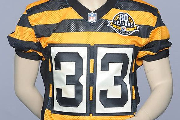 super popular 2cbbf 28a75 The goggles do nothing! Steelers to debut these jersey ...