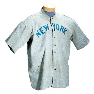 Babe Ruth Jersey