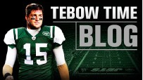 Sanchez doesn't feel 'threatened' by Tebow
