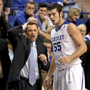 Billy Gillispie, Josh Harrellson