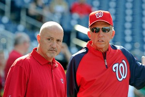 Davey Johnson, Mike Rizzo