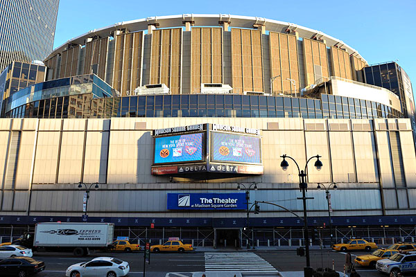 Image Result For The Theater At Madison Square Garden