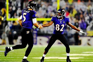 joe flacco and torrey smith haven t been able to find much of a deep