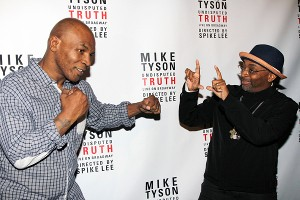 Spike Lee, Mike Tyson