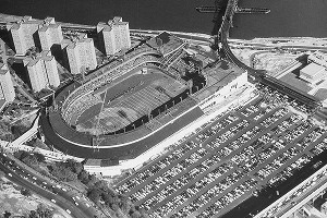 Polo Grounds in New York