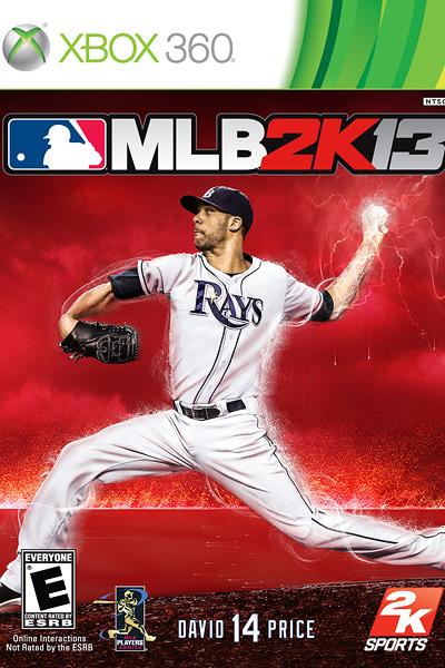 MLB 2K13 (X-BOX360)