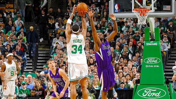W2w4 Celtics Vs Kings Game 45 Of 82