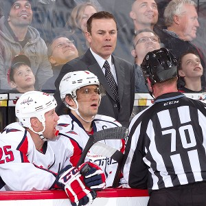 Adam Oates and Alex Ovechkin