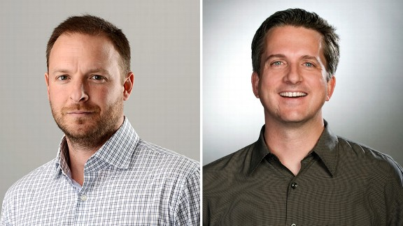 Ryen Russillo and Bill Simmons