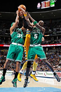 Pierce and Garnett