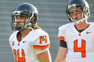 Cody Vaz and Sean Mannion