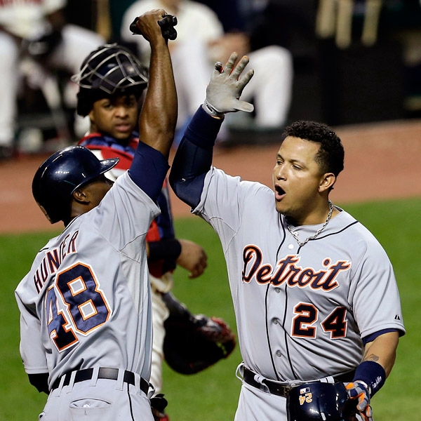 Miguel Cabrera Before And After Steroids Miguel cabrera, torii hunter ...