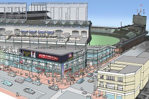 Wrigley Field renovations