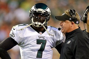 Michael Vick, Chip Kelly