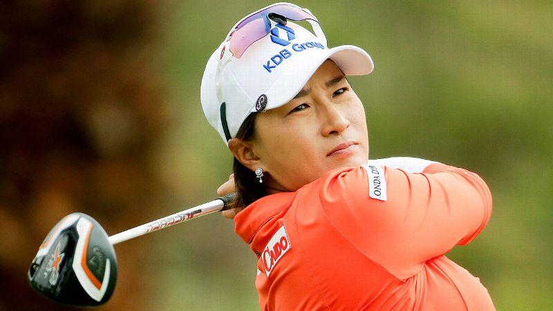 The Dominance of Korean Women Golfers: Se Ri Pak, the Role