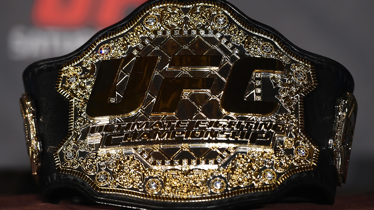 ESPN and UFC have announced that ESPN+ will be the exclusive home for the promotion's pay-per-view events in the U.S., a deal that runs through 2025.