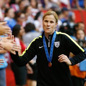 Meet Ellis The Women's World Coach Of The Year