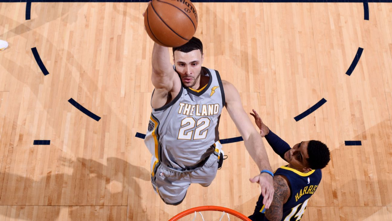 See all of the latest from Larry Nance Jr. and more on ZIG. fbb71ce316c