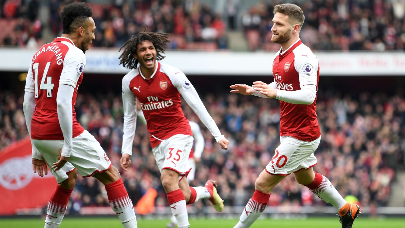 "Shkodran Mustafi insists Arsenal's defence is ""doing its job"" despite its poor record over the season."