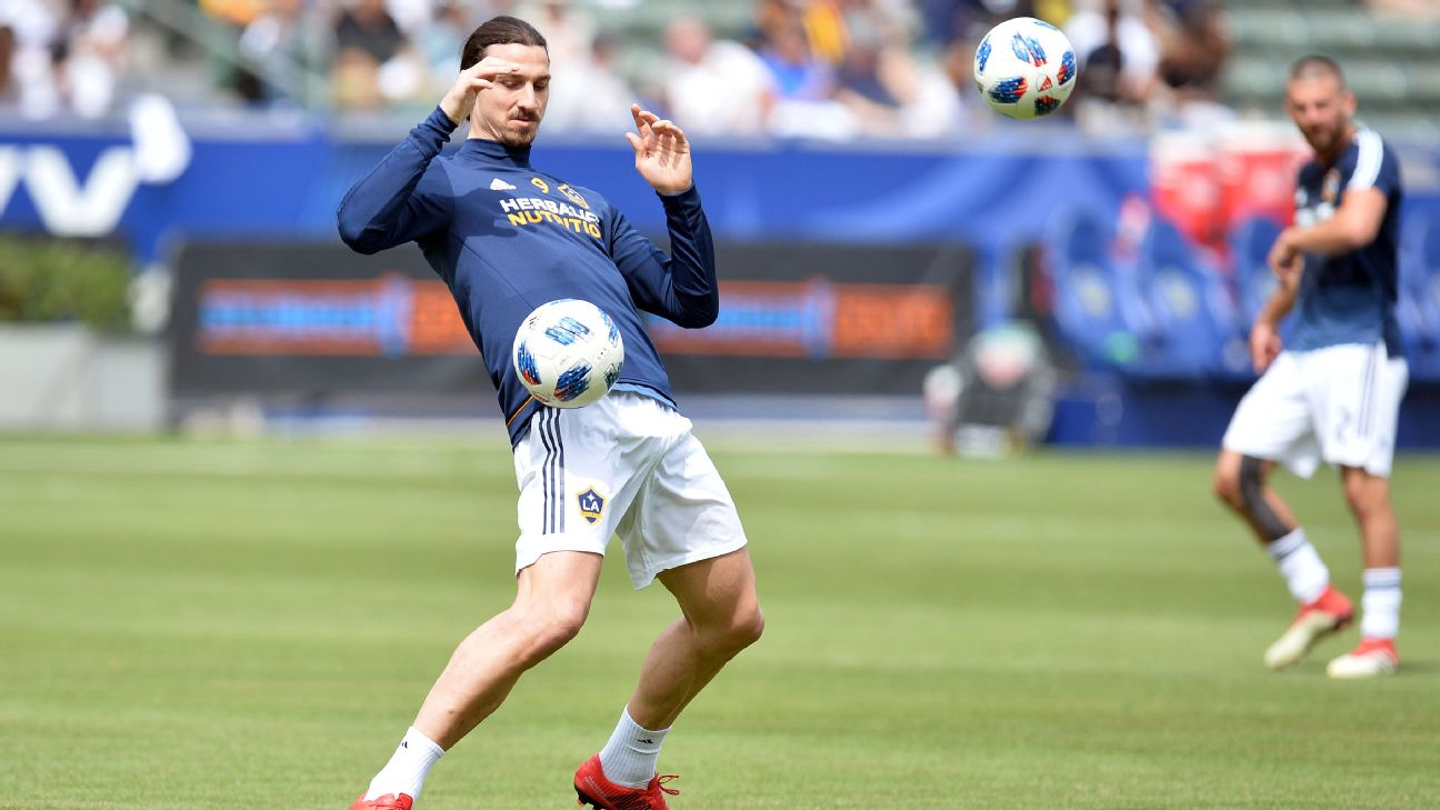 It has been nearly a year since Zlatan Ibrahimovic made his LA Galaxy debut. We spoke to those who were there to recount all the dramatic details.