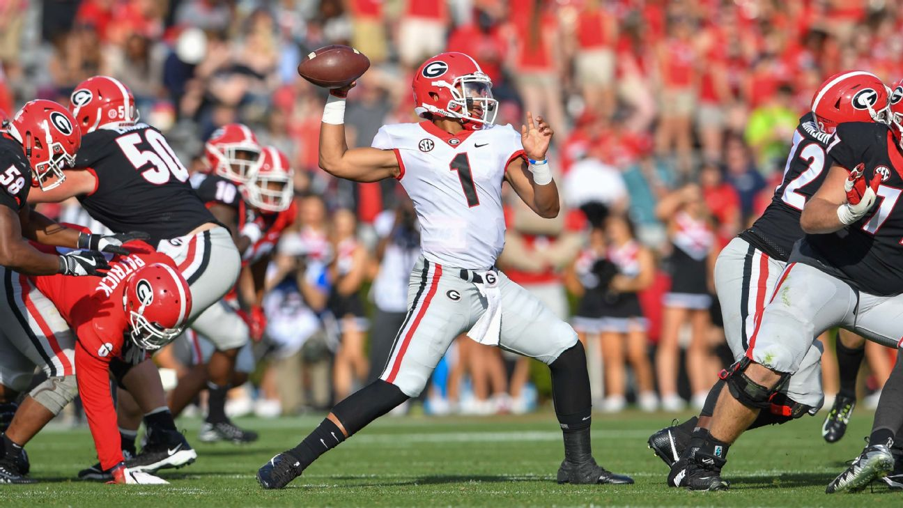 Justin Fields is an NCAA waiver away from being an instant Heisman candidate in the Ohio State offense.
