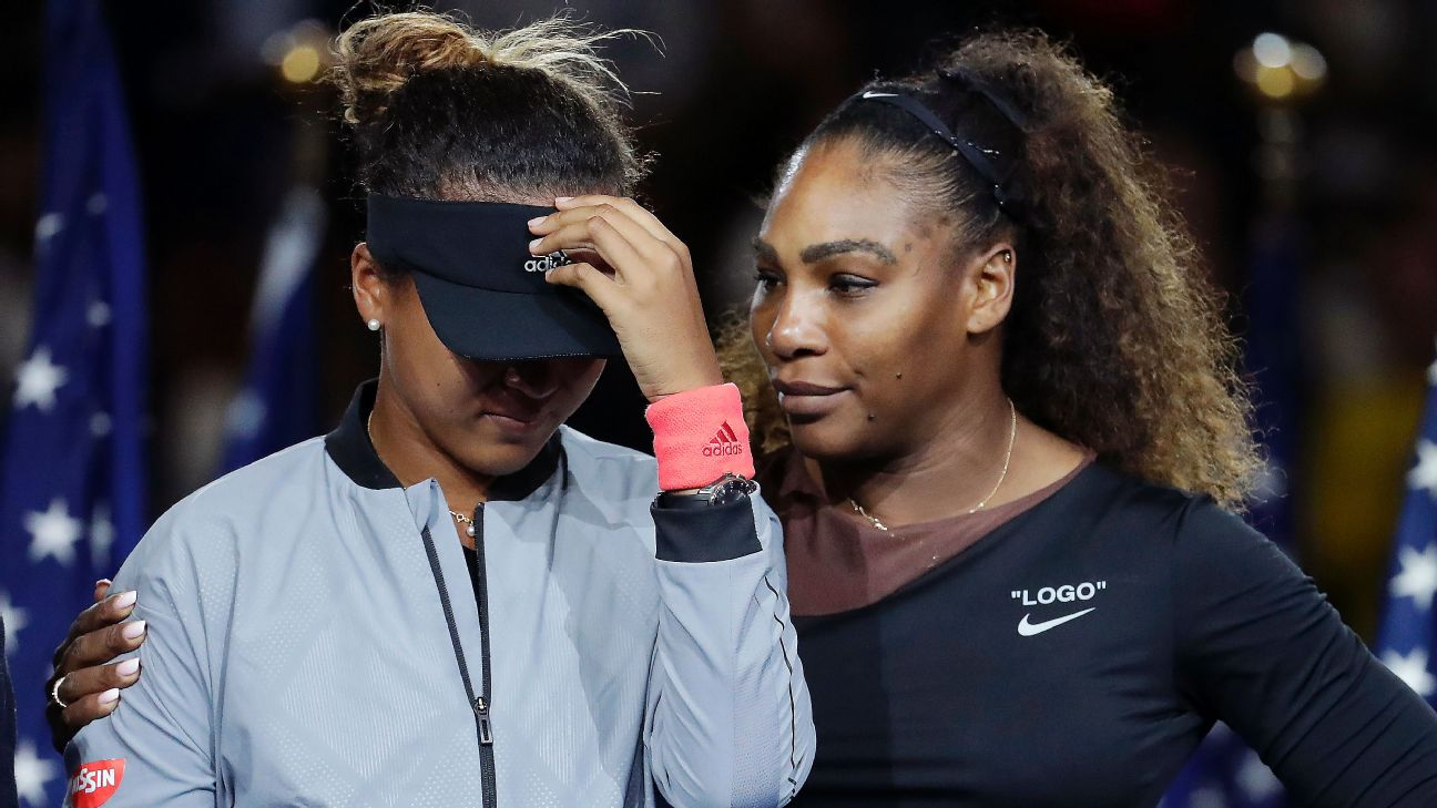 US Open finalists Serena Williams and Naomi Osaka will each take the court Tuesday at the Australian Open. Should either of them be concerned?