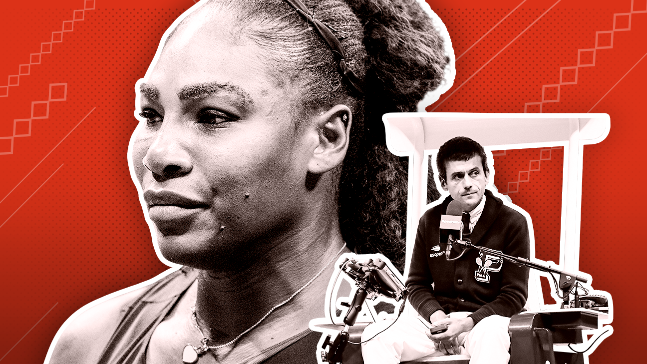 There is still much debate over whether Serena Williams was wrongfully penalized by chair umpire Carlos Ramos in the US Open women's final. Since then, we've watched dozens of matches to find out if the numbers land on either side of the argument.