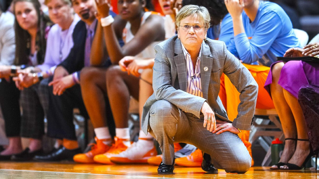 Holly Warlick and the Lady Vols are a No. 11 seed, their lowest in tournament history.