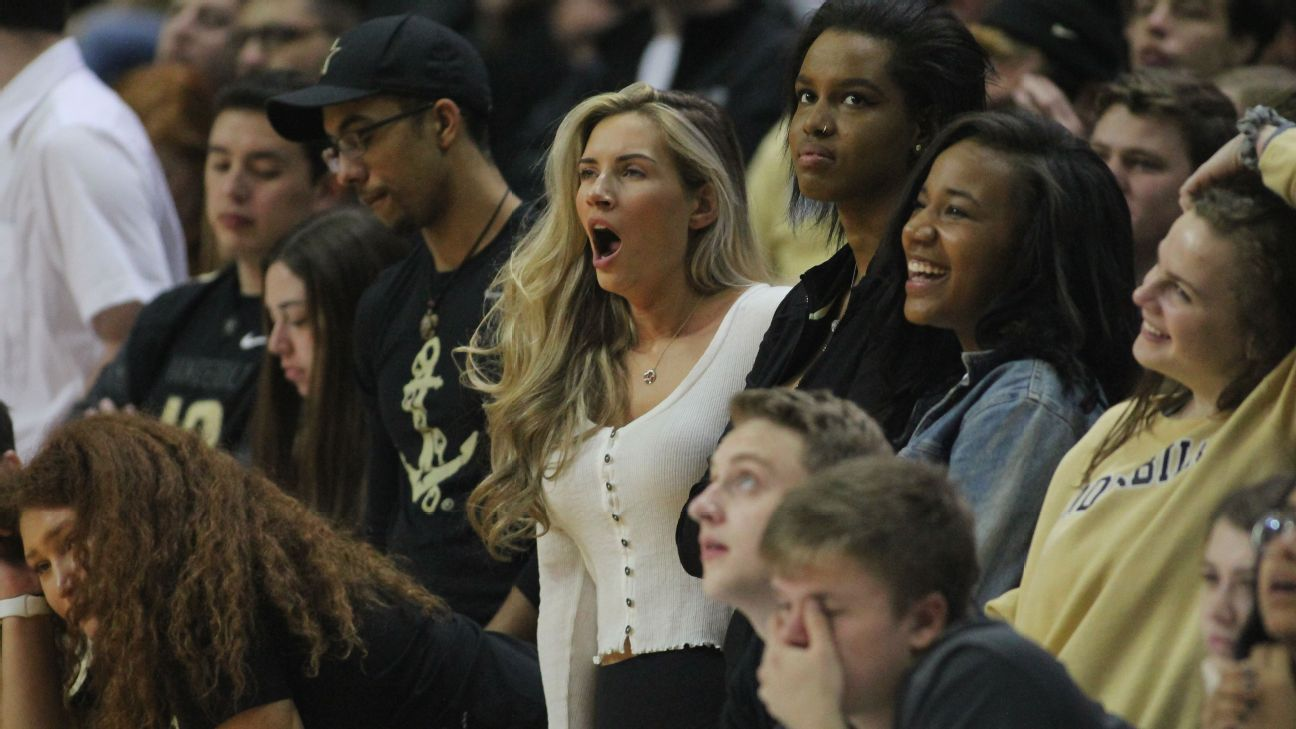 Vanderbilt fans have their own ways of coping with the disappointment of following Commodores basketball.