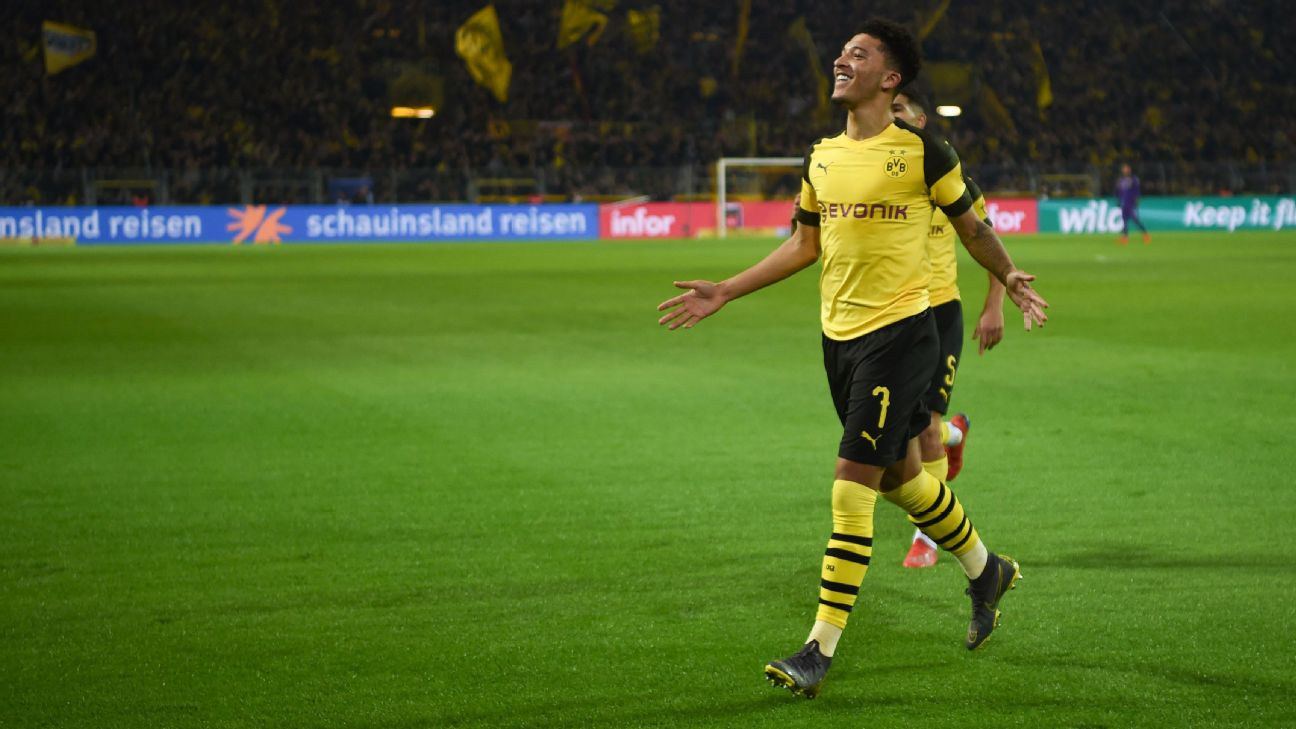 Manchester United are ready to spend £100m on Jadon Sancho but face almighty competition to land the rising star. Transfer Talk has the latest.
