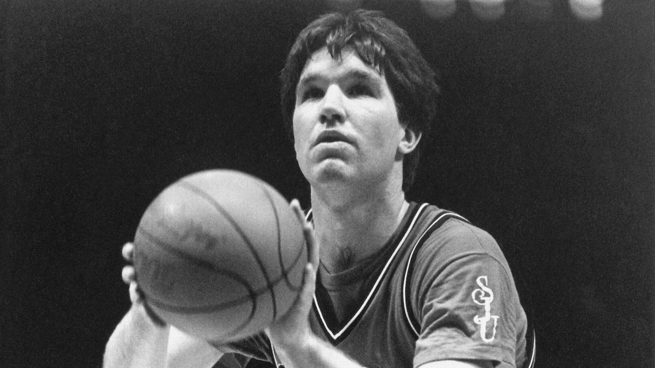 It has been so long since St. John's was in the Final Four that current coach Chris Mullin was a star player on the Red Storm's last Final Four team. Photo by NBA Photos/NBAE via Getty Images