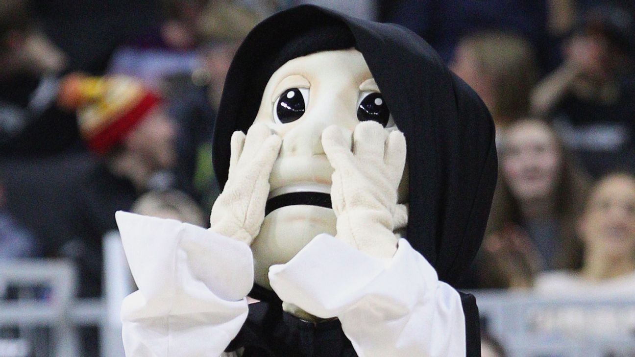 It's hard for Providence fans to show their faces around rival UConn, which has won four national titles since Providence's last trip to the second weekend of the tournament. M. Anthony Nesmith/Icon Sportswire via Getty Images
