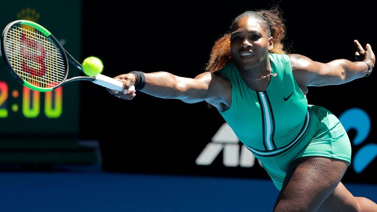 Can Serena Williams win the title?