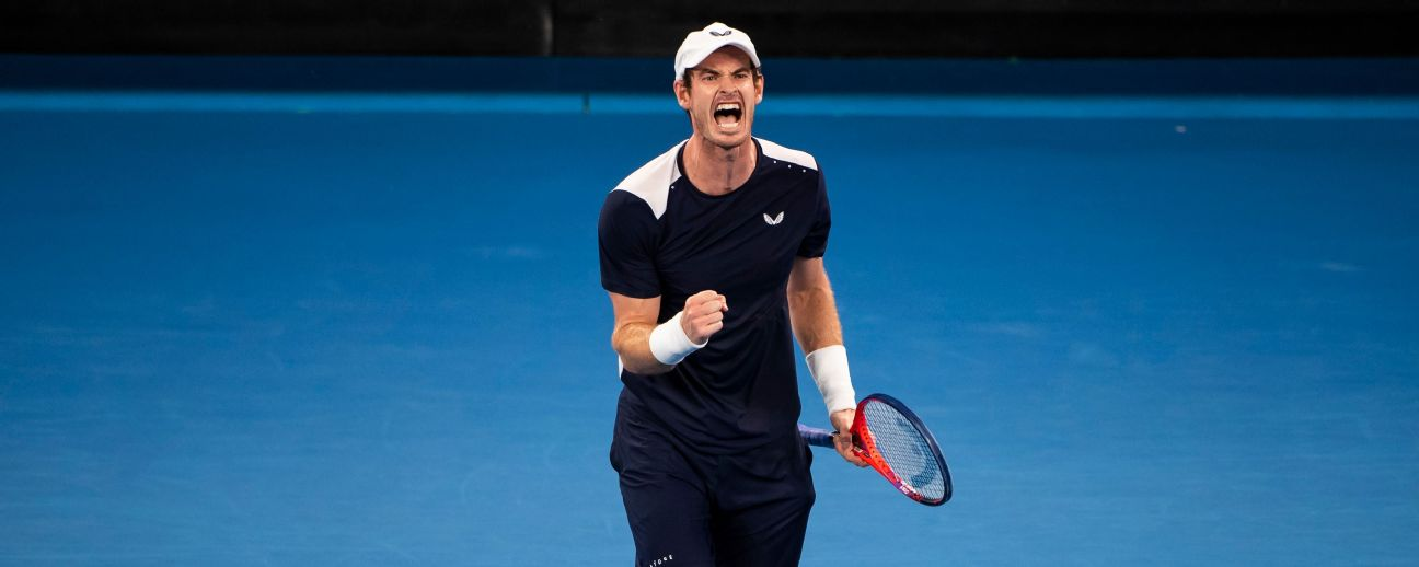 Andy Murray claims that he's ready to return to action.