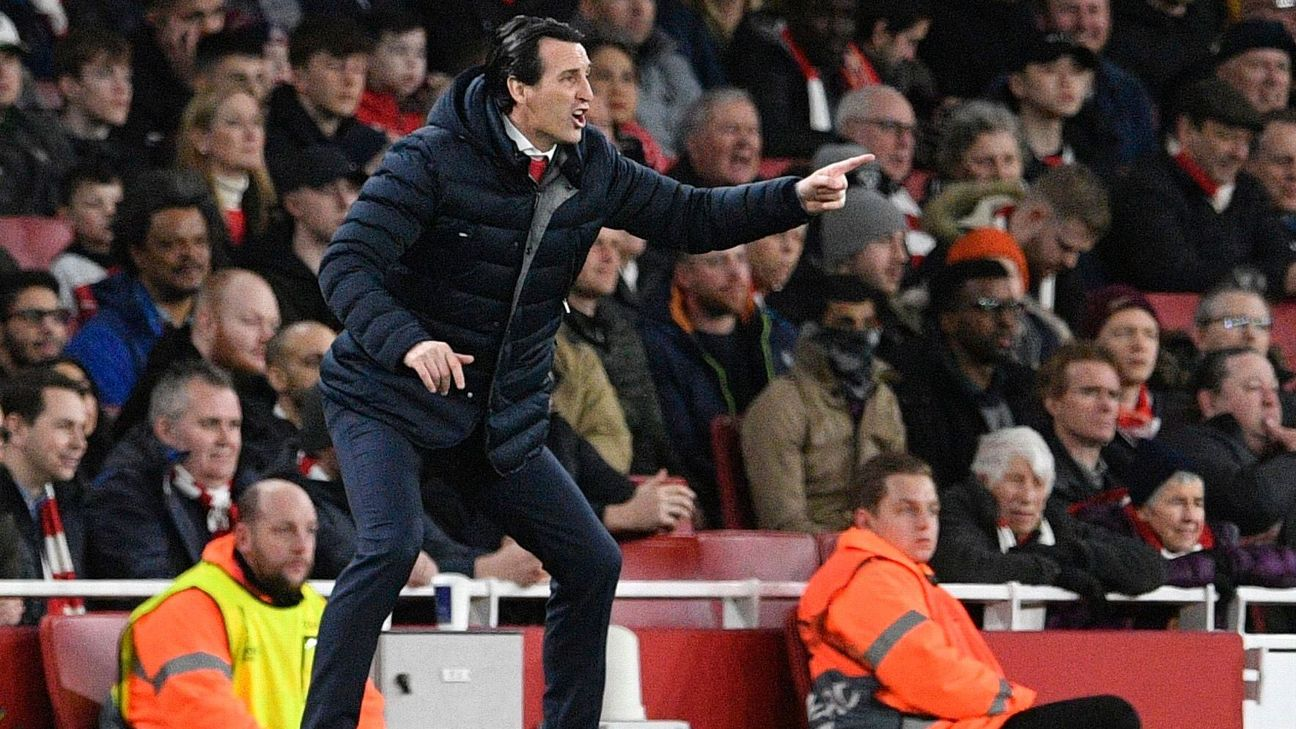Arsenal manager Unai Emery hailed his side's ability to cope under pressure after they came back against Rennes to advance in the Europa League.